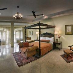 Отель The LaLiT Golf & Spa Resort Goa 5* Люкс с различными типами кроватей фото 2