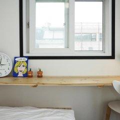 Отель Gonggan Guesthouse 2* Стандартный номер с различными типами кроватей (общая ванная комната) фото 2