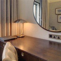 Hilton Glasgow Grosvenor Hotel 4* Номер Делюкс с различными типами кроватей фото 5
