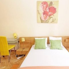 Отель City Rooms Стандартный номер с различными типами кроватей фото 11