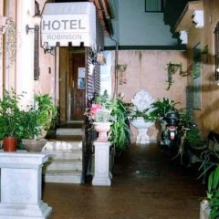 Отель Robinson 2* Стандартный номер с различными типами кроватей фото 6