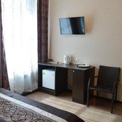 Мини-отель Вулкан Стандартный номер с различными типами кроватей фото 6