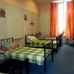 Хостел Столичный Экспресс Кровать в общем номере с двухъярусной кроватью фото 22