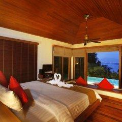 Отель Korsiri Villas 4* Вилла Премиум с различными типами кроватей фото 35