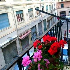 Отель Casetta in centro Италия, Палермо - отзывы, цены и фото номеров - забронировать отель Casetta in centro онлайн балкон