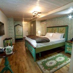 Гостиница Времена Года 4* Семейный номер Комфорт с двуспальной кроватью фото 3