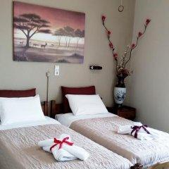 Отель Amaryllis 2* Стандартный номер с различными типами кроватей фото 22