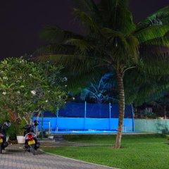 Отель Larns Villa спортивное сооружение