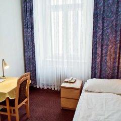Hotel Meran 3* Стандартный номер с различными типами кроватей фото 2