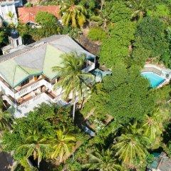 Отель Villa In Paradise Унаватуна балкон