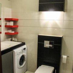 Апартаменты Szymoszkowa Residence Luxury Apartments Косцелиско ванная
