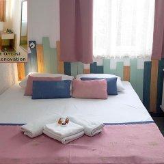 AlaDeniz Hotel 2* Номер Делюкс с двуспальной кроватью фото 26
