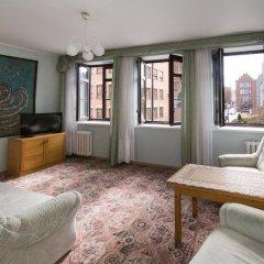 Отель Dom Aktora 3* Апартаменты с различными типами кроватей фото 5