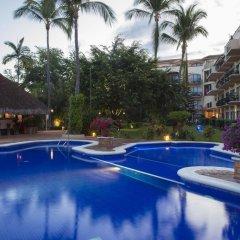 Flamingo Vallarta Hotel & Marina бассейн фото 4
