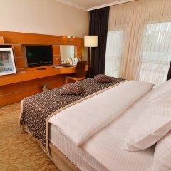 Ankara Plaza Hotel 4* Номер Делюкс двуспальная кровать фото 3