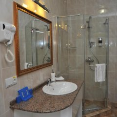 Гостиница SLAVA ванная