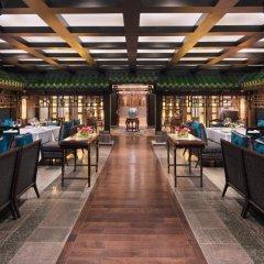 Отель Bangkok Marriott Marquis Queen's Park гостиничный бар