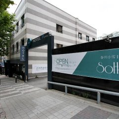 Sohsul Hotel in Chuncheon, South Korea from 48$, photos, reviews - zenhotels.com parking