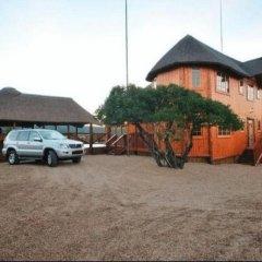 Отель Addo Afrique Estate парковка