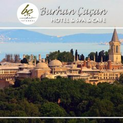 BC Burhan Cacan Hotel & Spa & Cafe балкон