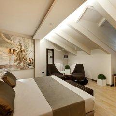 Отель Catalonia Plaza Mayor 4* Президентский люкс с различными типами кроватей