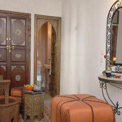 Riad Nerja Hotel 3* Стандартный номер с различными типами кроватей фото 8