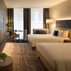 Renaissance Hamburg Hotel 5* Номер Делюкс с различными типами кроватей фото 2