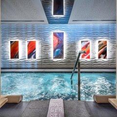 Отель Alpin & Relax Hotel das Gerstl Италия, Горнолыжный курорт Ортлер - отзывы, цены и фото номеров - забронировать отель Alpin & Relax Hotel das Gerstl онлайн бассейн фото 3