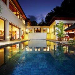 Отель The Pavilions Phuket 5* Люкс разные типы кроватей фото 4