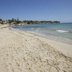 Отель Casa Blu Фонтане-Бьянке пляж фото 2