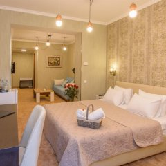 Отель King David 3* Номер Делюкс с различными типами кроватей фото 3