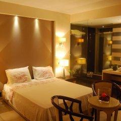 Отель Dali Luxury Rooms 3* Люкс с различными типами кроватей фото 8