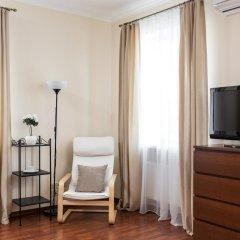 Апарт Отель Холидэй 3* Коттедж разные типы кроватей фото 5