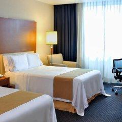 Отель Holiday Inn Express Puebla 2* Стандартный номер с разными типами кроватей фото 3