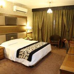 Dubai Palm Hotel 3* Люкс с различными типами кроватей фото 6
