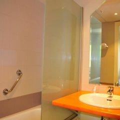 Hotel aux Bruyeres ванная