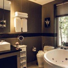 Отель Villas In Pattaya 5* Вилла Премиум с различными типами кроватей фото 17