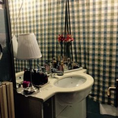 Отель Appartamento Cascina Colombaia Базильо ванная