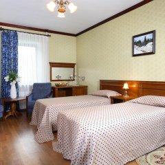 Гостиница Царьград 5* Стандартный номер с различными типами кроватей фото 5