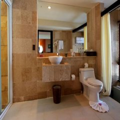 Отель Andaman White Beach Resort 4* Номер Делюкс с различными типами кроватей фото 12