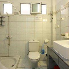 Апартаменты Anthos Apartments ванная