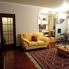 Апартаменты Lakshmi Apartment Ostozhenka комната для гостей фото 2