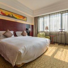 Отель Holiday Inn Shanghai Hongqiao Central 4* Представительский люкс с различными типами кроватей фото 2