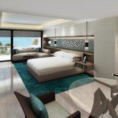 JW Marriott Hotel Sanya Dadonghai Bay 5* Представительский номер с различными типами кроватей