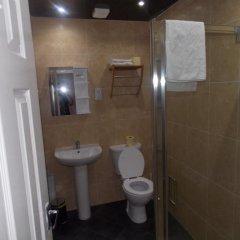 The Trafford Hotel ванная