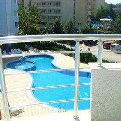 Апартаменты ПМГ Апартаменты Лагуна Солнечный берег балкон