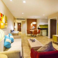 Отель Urbana Langsuan Апартаменты фото 4