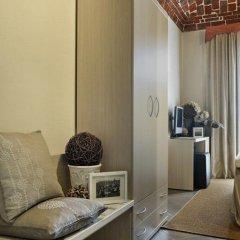 Отель Albergo D'italia 3* Стандартный номер с различными типами кроватей фото 2