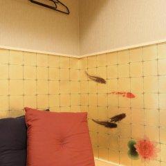 SAMURAIS HOSTEL Ikebukuro Стандартный номер с различными типами кроватей фото 15