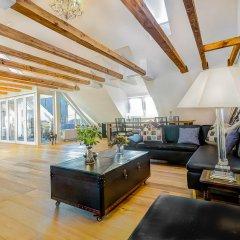 Отель Penthouse Suite Gasteig Мюнхен интерьер отеля фото 3